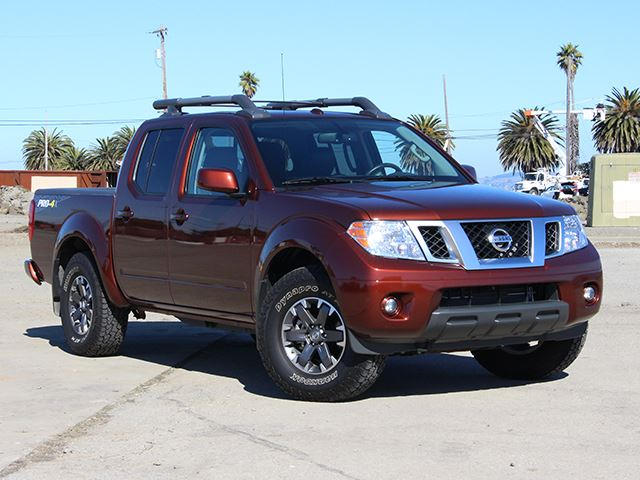 2016 Nissan Frontier Pro 4x Crew Cab Review We Had To Eat Our Words