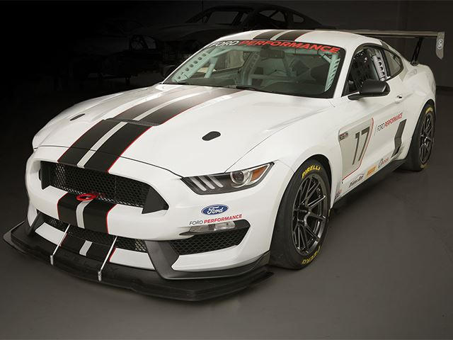 Meet The Shelby Fp350s The Latest Race Tuned Mustang Carbuzz