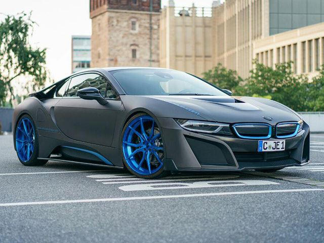 Bmw Confirms Full M Version I8 Is Coming Get Ready For The Bmw I8m