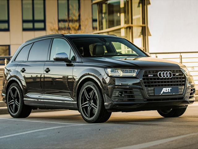 Audi Sq7 Usa Release >> Audi Sq7 Transformed Into The Coolest Suv In The World Carbuzz