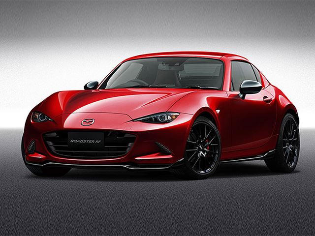 Two Sweet Mazda MX 5 Concepts Coming To Tokyo Auto Salon   CarBuzz