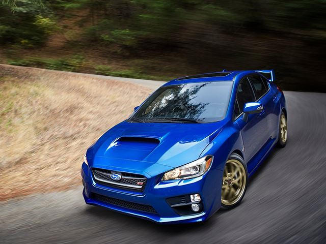 The Subaru Wrx Sti Won T Be Redesigned Until 2020 Carbuzz