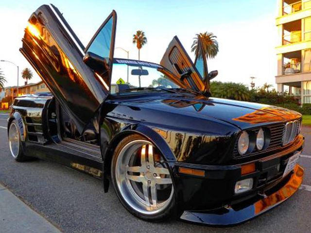 11 & Lamborghini Doors And A Widebody Kit Are Great Ways To Ruin A BMW ...