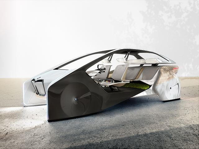 This Is How Bmw Imagines Car Interiors Will Look In The Future Carbuzz