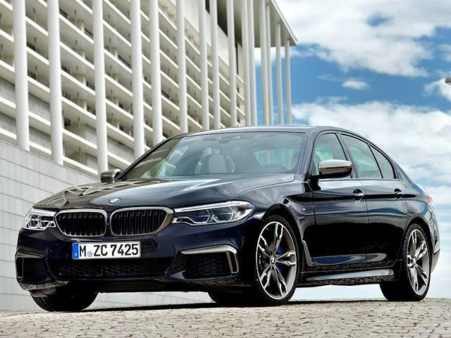 Bmw Makes It Official The M550i Xdrive Will Do 0 60 In 3 9 Seconds