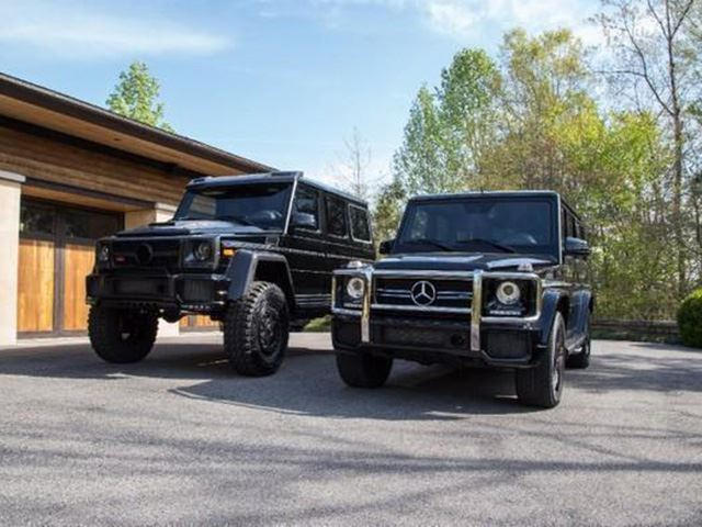 This Half Million Dollar Mercedes G Wagon Is One Of The Craziest We