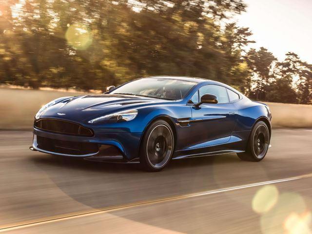 Meet The Aston Martin Vanquish S Volante S Sexiest Convertible - Hardtop convertible aston martin