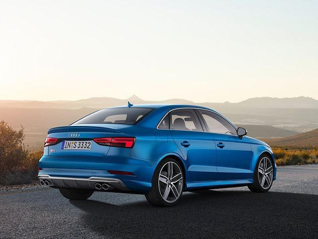 Audi Wants An A Coupe To Rival The Mercedes CLA CarBuzz - Audi s3 coupe