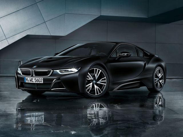 This Could Be The Best Looking Bmw I8 Special Edition Yet Carbuzz