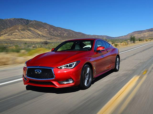 2017 Infiniti Q60 Review The Best Value Gt Car On A Drive To La