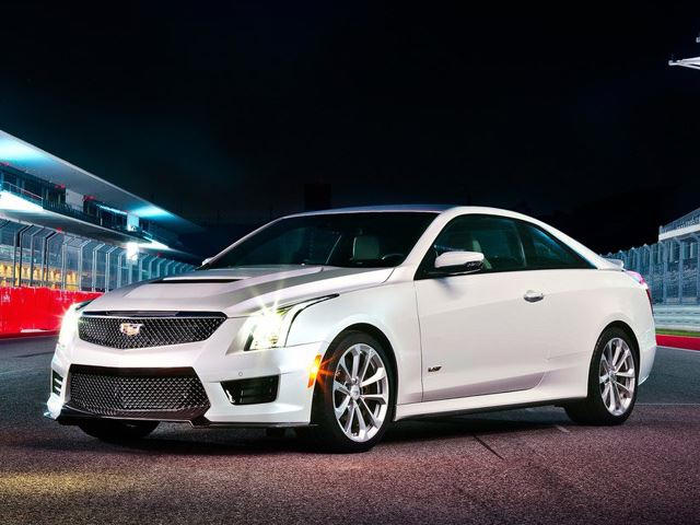 Cadillac Is Marking Down The Ats V By Up To 20 000 Carbuzz