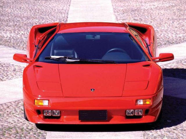 The Lamborghini Diablo VT: When The Raging Bull First Ditched RWD ...