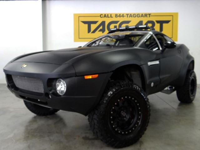 Local Motors Rally Fighter >> This Awesome Dealer Is Selling A Local Motors Rally Fighter - CarBuzz