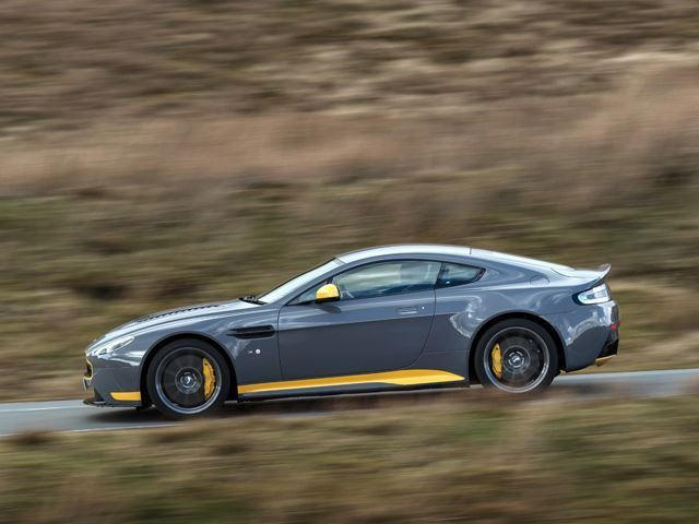 Aston Martin Will Always Keep At Least One Manual In Its Lineup - Aston martin lineup