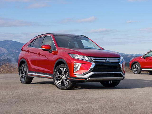 meet the new mitsubishi eclipse cross: yes, it's a crossover - carbuzz