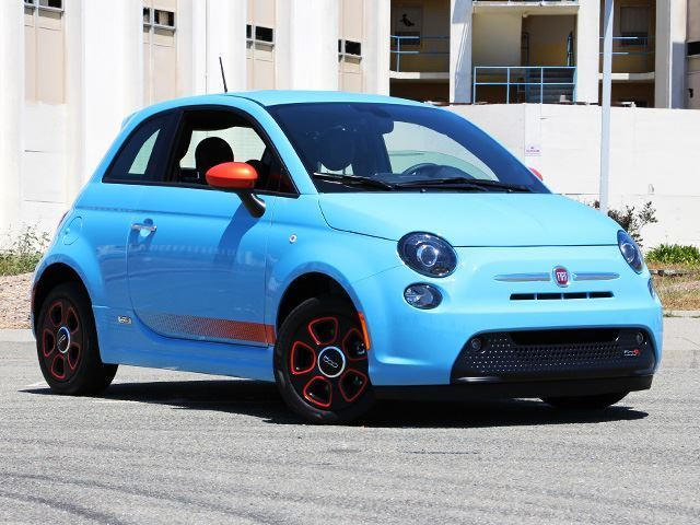 This Electric Car Might Have The Cheapest Lease In America CarBuzz - Lease fiat 500