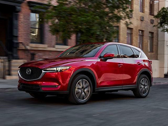 New Mazda Cx 5 Is German Luxury Priced At The Level Of Japanese