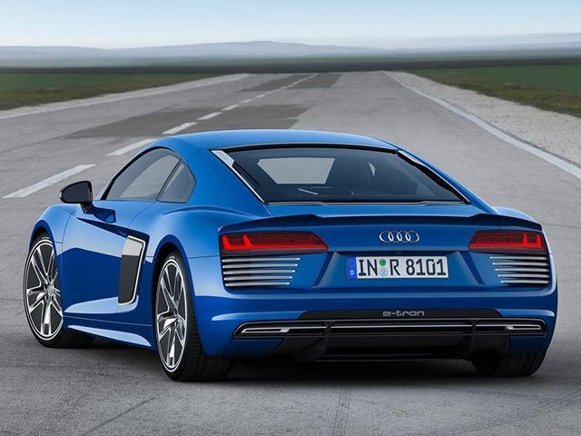 Audi Will Build An Electric Supercar To Rival The Bmw I8 Carbuzz