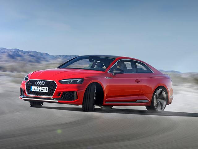 Audi Wants To Be Lame Kills Plans To Put Drift Mode In Its