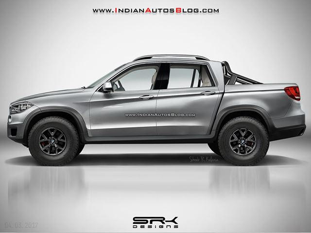 Bmw Pick Up Truck >> This Is The Pickup Truck Bmw Needs To Make Carbuzz