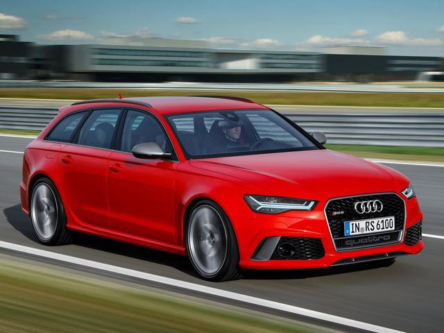 Theres A Slim Chance The US Will Get The Next Audi RS Avant CarBuzz - Audi r6