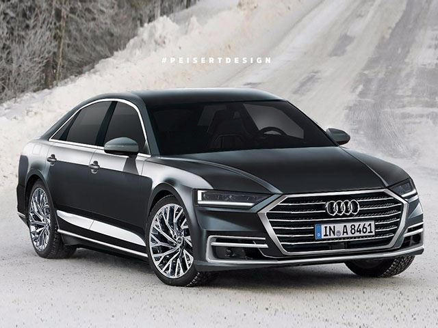 Heres A Good Idea Of What Audis NextGen Flagship Could Look Like - Is audi a good car