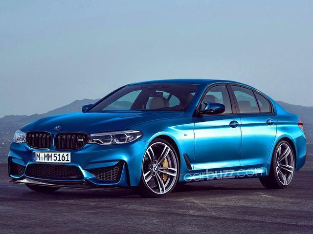 the 2018 bmw m5: everything there is to know so far - carbuzz