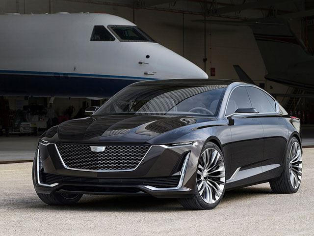 Eight New Cadillacs Aimed At China Are Coming To America By 2022