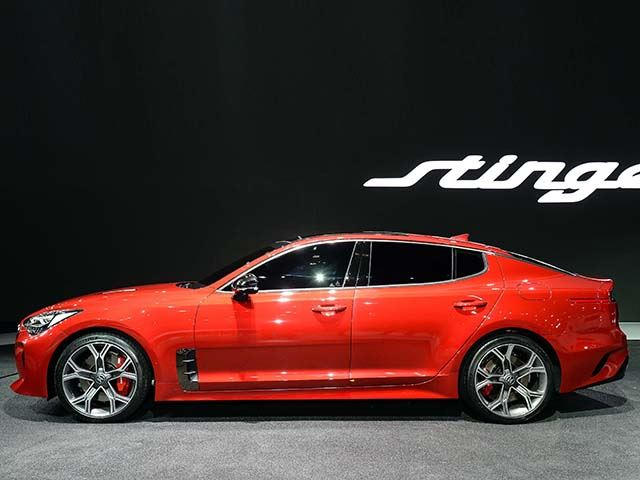Is Kia Too Embarrassed To Put Its Badge On The Stunning Stinger