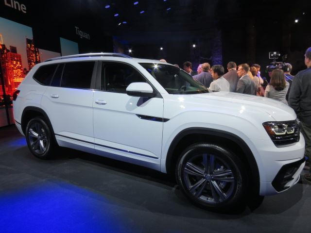 The New Volkswagen Atlas Is A Shockingly Good Bargain ...