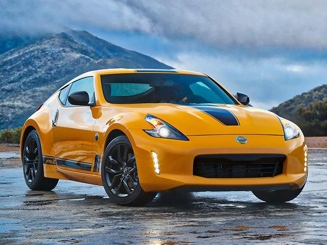What Is The Point Of The Nissan 370z Heritage Edition Carbuzz