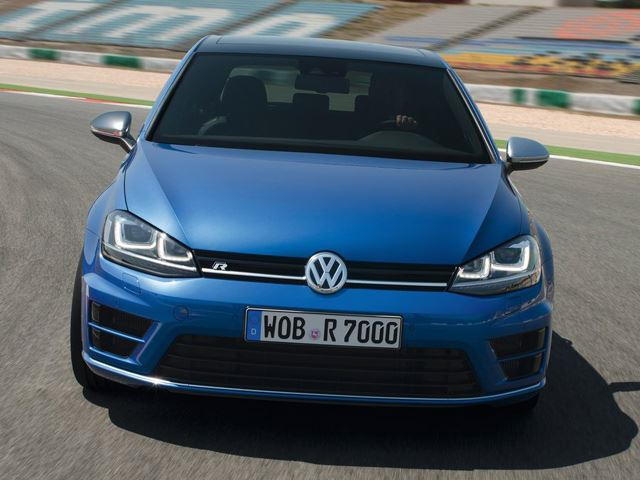 Only The Euro Spec 2018 Vw Golf R Will Benefit From These Upgrades