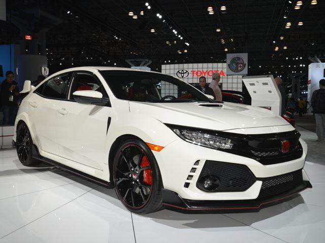 Heres The All New Honda Civic Type R You Can Buy In US