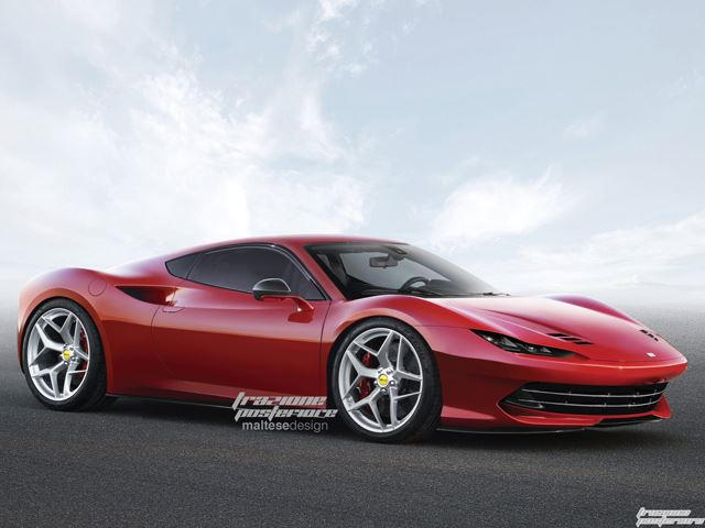 2019 ferrari california Could This Replace The Ferrari California T?   CarBuzz 2019 ferrari california