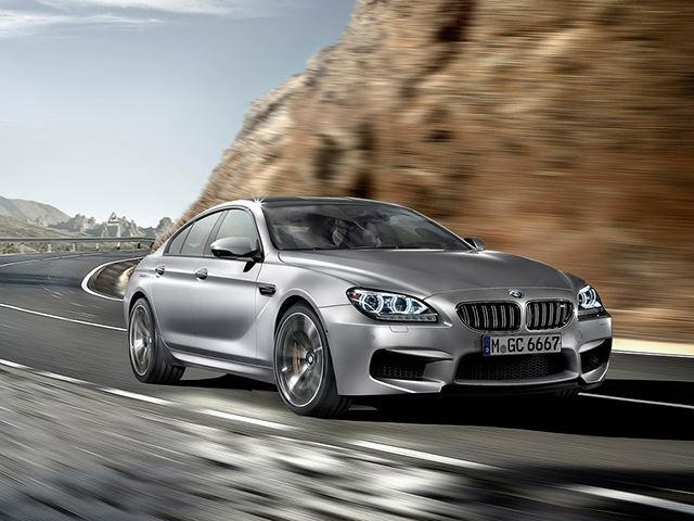 next gen bmw 6 series gran coupe to answer mercedes amg gt concept carbuzz. Black Bedroom Furniture Sets. Home Design Ideas