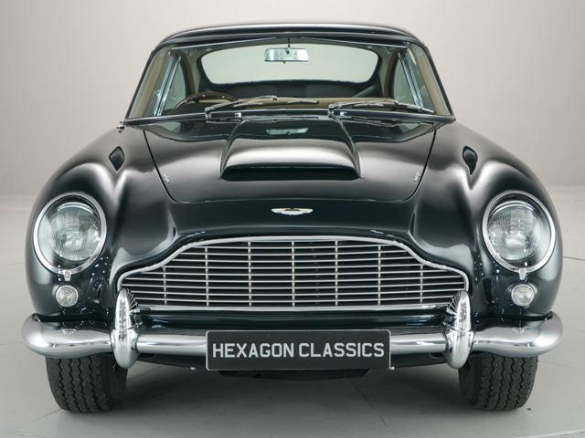 The Worlds Finest Aston Martin DB On Sale For Million CarBuzz - Aston martin db5 price