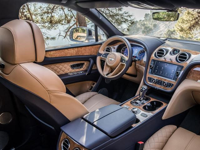 These 10 Cars Have The Best Interiors For 2017 Carbuzz