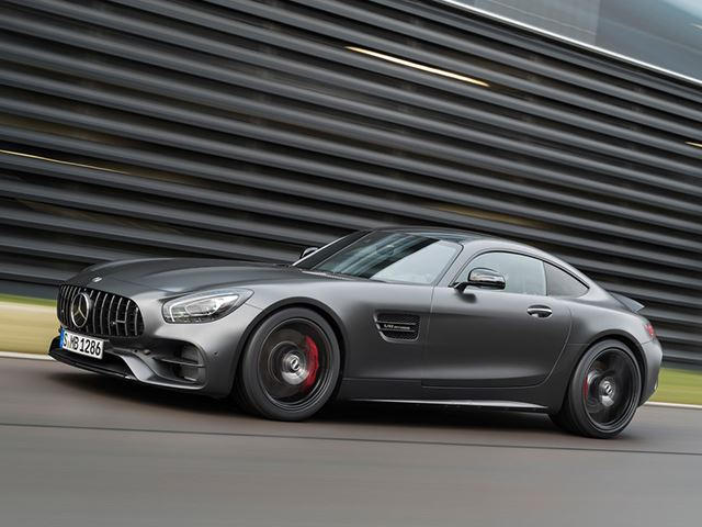 Electric Sports Car >> This Is Why Hybrid Drivetrains Will Save The Mercedes-AMG V8 Engine - CarBuzz