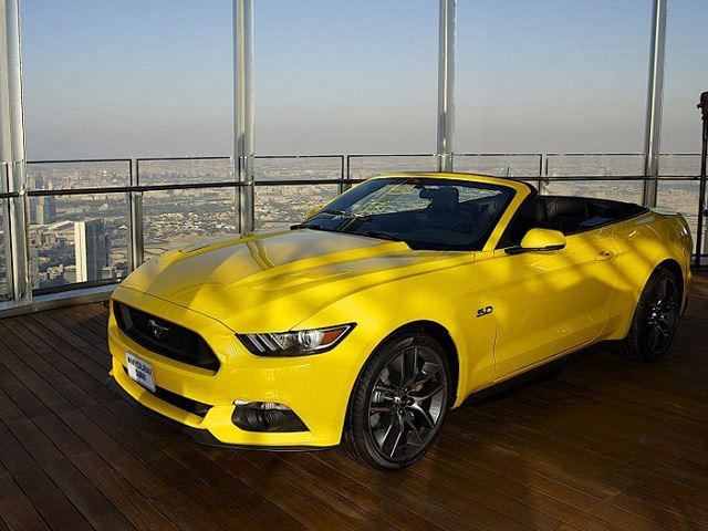 The Ford Mustang Is The Best Selling Sports Car In The World   CarBuzz