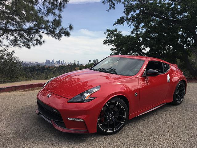 2016 Nissan 370z Nismo Review Driving The Coupe Into The Pavement