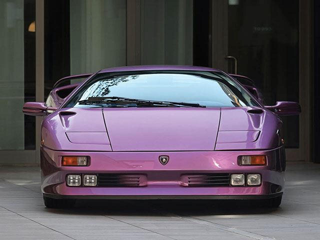 First Lamborghini Ever Made >> The First Lamborghini Diablo Se30 Ever Made Can Be Yours Carbuzz