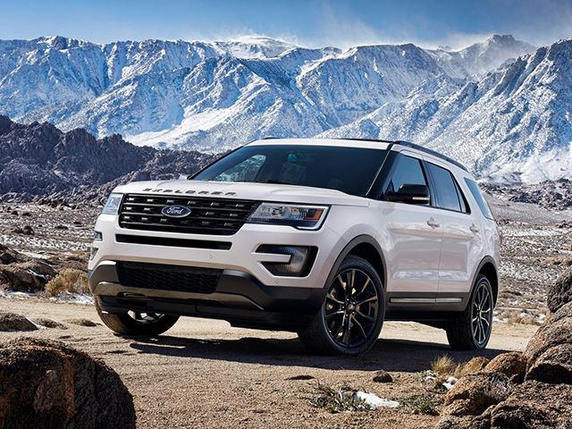 We Could Be Seeing A Hybrid Version Of The Ford Explorer As Soon As