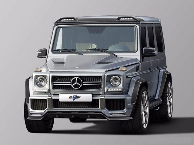 this modified mercedes g wagon packs a monstrous 700 hp. Black Bedroom Furniture Sets. Home Design Ideas