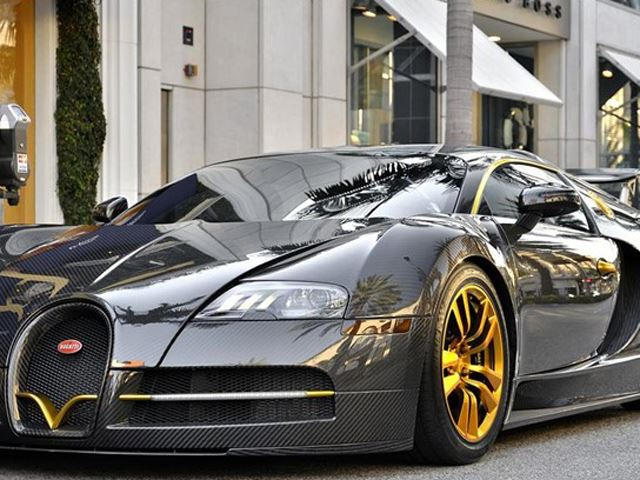 Beautiful The First And Only Mansory Bugatti Veyron In The US Is For Sale ...