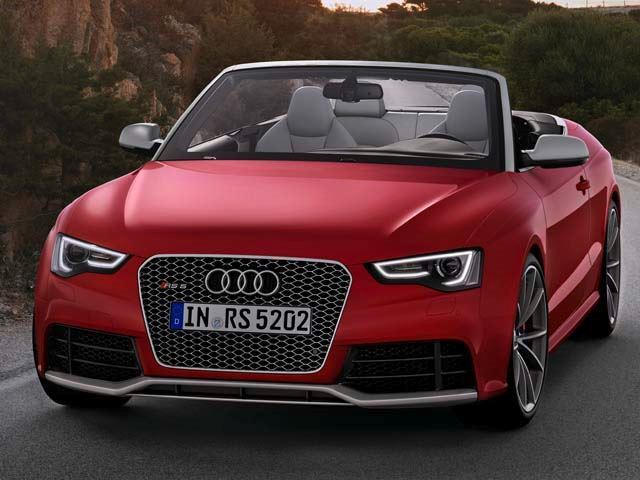 We Rank The Audi RS Cars Sold In The US From Worst To Best CarBuzz - Audi performance cars