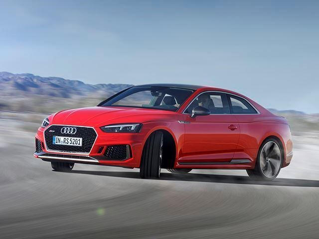 We Rank The Audi RS Cars Sold In The US From Worst To Best CarBuzz - Best audi cars