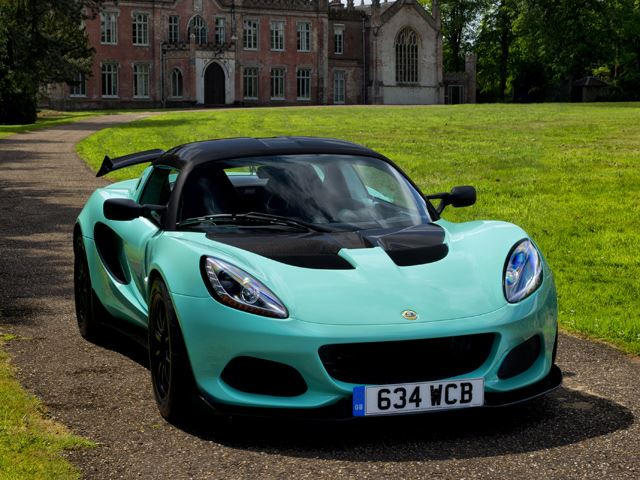 The Fastest Street Legal Lotus Elise Goes From 0-60 In 3.9 Seconds ...