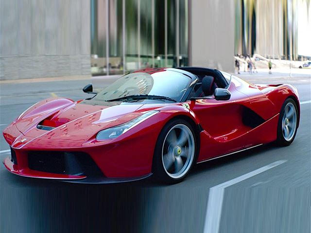 This Ferrari LaFerrari Aperta Has A Ludicrous Asking Price - CarBuzz
