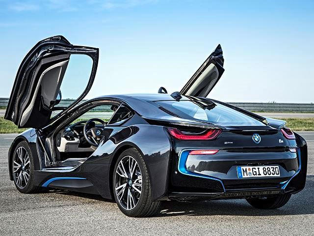 Bmw I8 Facelift Will Get A Power Boost Entering M3 Territory Carbuzz