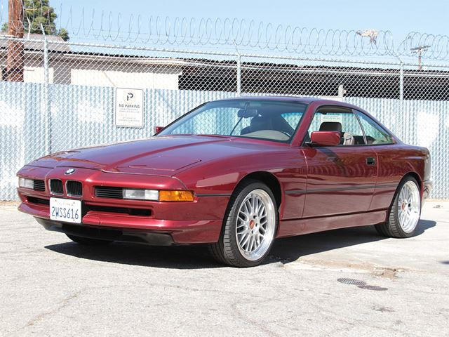 This Damn Near Perfect 1991 BMW 850i Is Cheaper Than Youd Expect